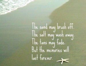 memories for blog